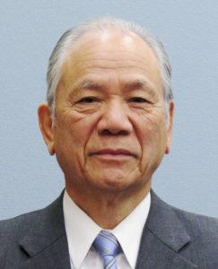 JPC関西支部長  中井貞雄 大阪大学名誉教授
